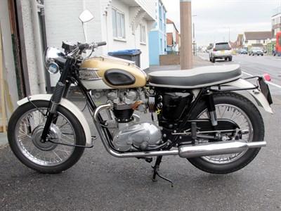 Lot 14 - 1964 Triumph T120 Bonneville