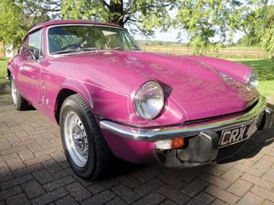 Lot 61-1974 Triumph GT6