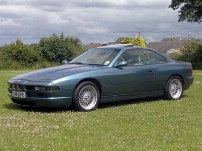 Lot 74-1999 BMW 840Ci