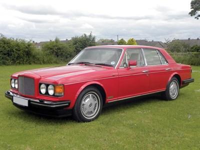 Lot 72-1989 Bentley Eight