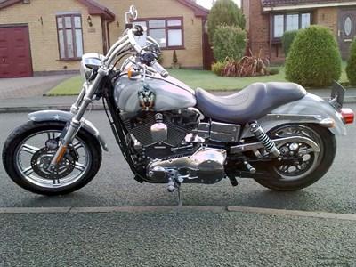 Lot 17 - 2005 Harley Davidson FXDL Low Rider
