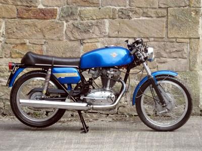 Lot 6-1974 Ducati MK3
