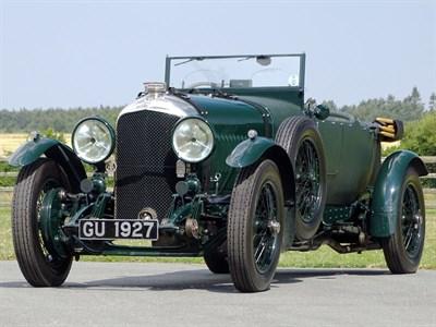 Lot 87-1929 Bentley 4.5 Litre 'Le Mans' Style Tourer