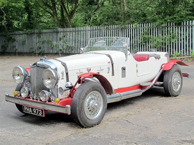 Lot 32 - 1951/79 Bentley MK VI Special