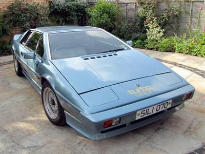 Lot 90-1984 Lotus Turbo Esprit