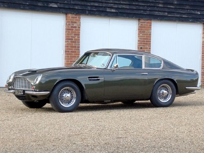 Lot 42 - 1970 Aston Martin DB6 Mark 2 Vantage