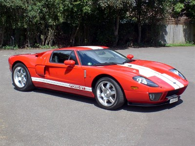 Lot 65-2005 Ford GT