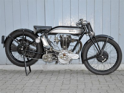 Lot 11 - 1927 Norton Model 18