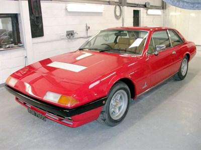 Lot 18-1978 Ferrari 400 GT