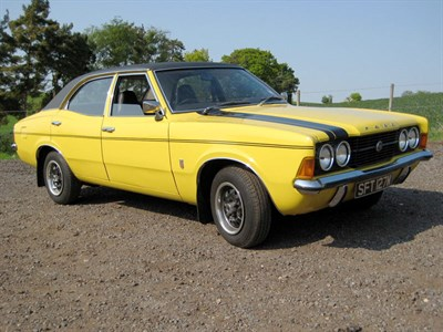 Lot 74 - 1973 Ford Cortina 2000 GT