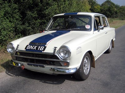 Lot 75 - 1966 Ford Lotus Cortina