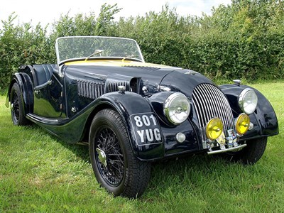 Lot 19 - 1961 Morgan Plus 4