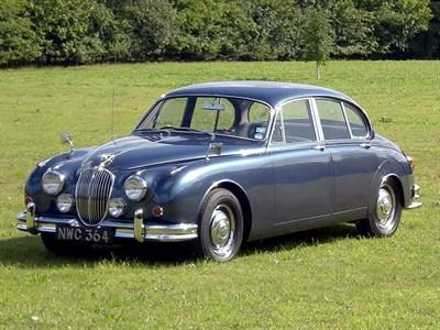 Lot 72-1962 Jaguar MK II 3.8 Litre