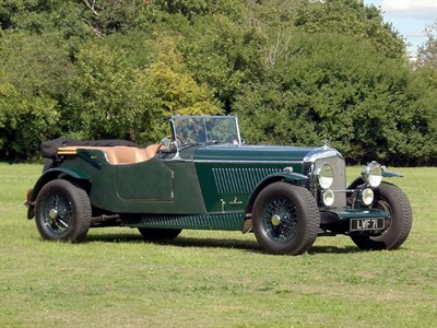 Lot 73 - 1953/79 Bentley R-Type Mallalieu Barchetta