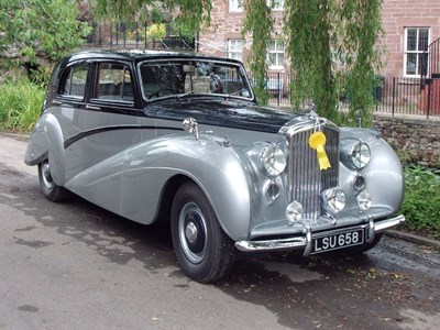 Lot 37 - 1951 Bentley MK VI Radford Countryman Saloon