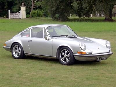 Lot 69-1970 Porsche 911 S