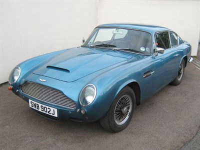 Lot 21 - 1970 Aston Martin DB6 Mark 2 Vantage