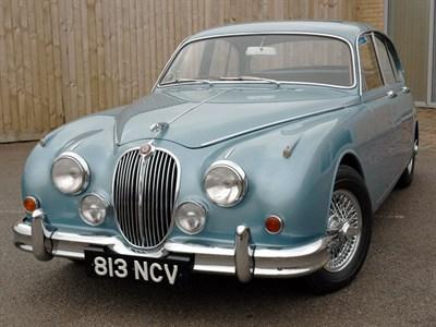 Lot 40-1962 Jaguar MK II 3.8 Litre