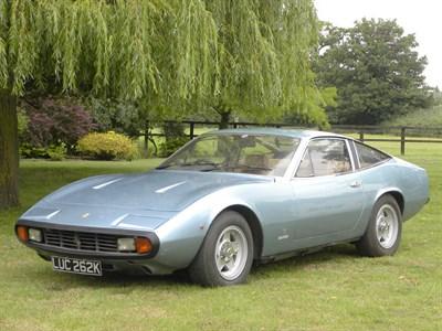 Lot 61-1971 Ferrari 365 GTC/4