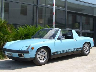 Lot 51-1972 Porsche 914