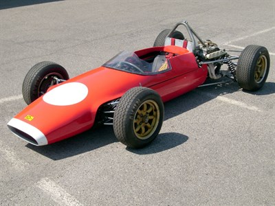 Lot 50 - 1963 Brabham BT6 Single Seater
