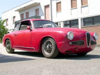 Lot 49-1955 Alfa Romeo 1900 SS