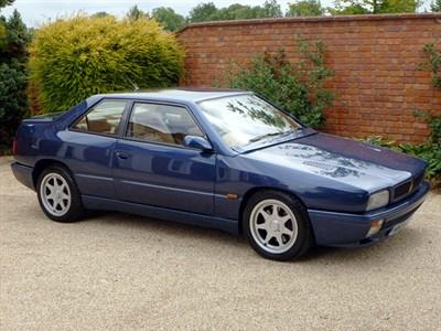 Lot 90 - 1994 Maserati Ghibli
