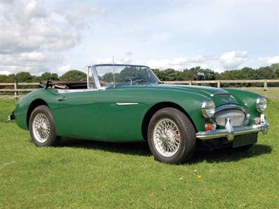 Lot 77 - 1967 Austin-Healey 3000 MKIII