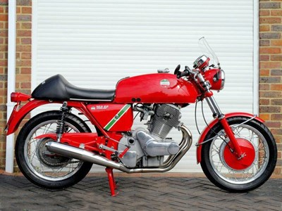 Lot 35 - 1972 Laverda 750SF