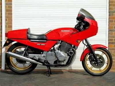 Lot 44-1984 Laverda RGS 1000