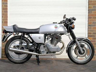 Lot 36 - 1976 Laverda 750SF3