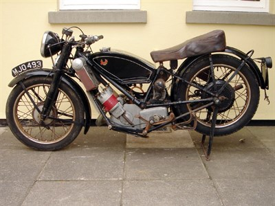 Lot 3 - 1947 Scott Flying Squirrel