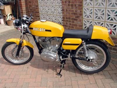 Lot 29-1975 Ducati Desmo Sport