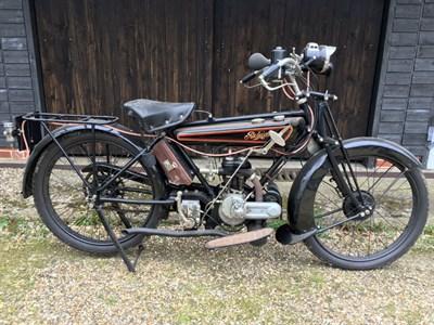 Lot 25-1926 Raleigh Model 5
