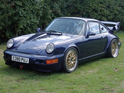 Lot 5 - 1985 Porsche 911 Turbo