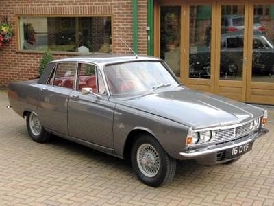 Lot 25-1962 Rover P6 3500 Talago Prototype