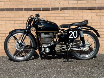 Lot 30 - 1938 Velocette MT500