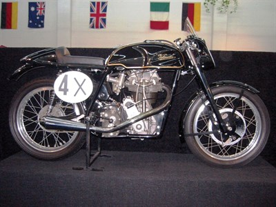 Lot 38 - 1956 Velocette KTT Duke 'Reynolds' Special