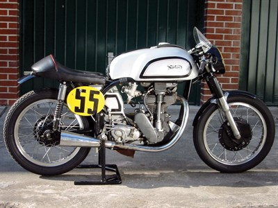 Lot 27 - 1952 Norton Manx 40M