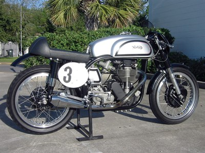 Lot 31 - 1954 Norton Manx 40M