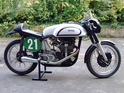 Lot 37 - 1991 Norton Mini Manx
