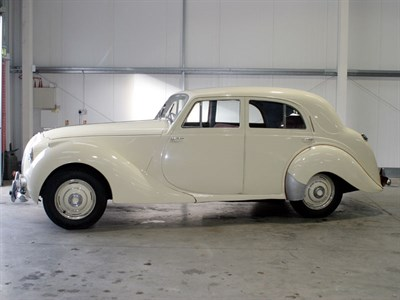 Lot 51-1951 Lagonda 2.6 Litre Saloon