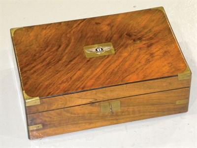 Lot 61-Pre-War Bentley Writing Case