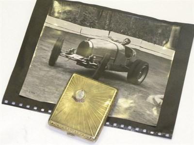 Lot 58-Bugatti Owner's Club Cigarette Case