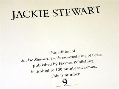Lot 7-'Jackie Stewart' by Ludvigsen