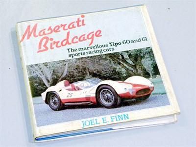 Lot 104-Three Maserati Books