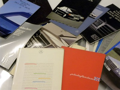 Lot 114-Quantity of International Brochures