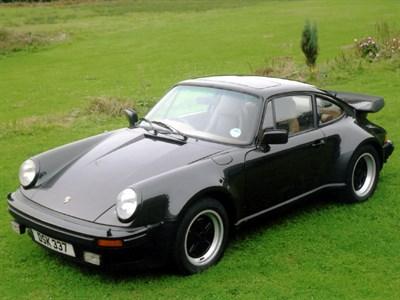 Lot 25 - 1979 Porsche 911 Turbo