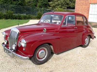 Lot 41 - 1957 Daimler Conquest