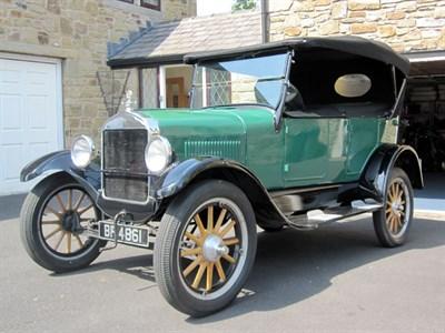 Lot 15 - 1926 Ford Model T Tourer